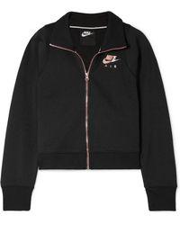 Nike - Air N98 Jersey Track Jacket - Lyst