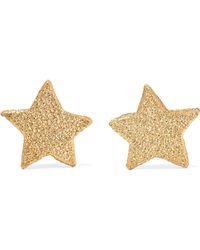 Carolina Bucci - Florentine 18-karat Gold Earrings - Lyst