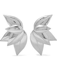 Meadowlark - Silver Earrings - Lyst