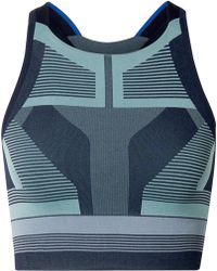 LNDR - Spectrum Paneled Stretch-knit Sports Bra - Lyst