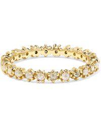 Melissa Joy Manning - 18-karat Gold Diamond Ring Gold 7 - Lyst