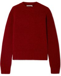 Helmut Lang - Knitted Sweater - Lyst