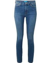 M.i.h Jeans - Bridge High-rise Skinny Jeans - Lyst