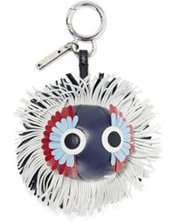 Fendi | Leather Bag Charm | Lyst