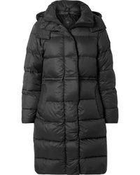 Canada Goose - Arosa Hooded Quilted Shell Down Parka - Lyst