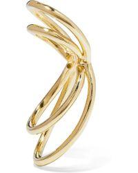 Jennifer Fisher Thread Vergoldetes Ear Cuff