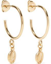 Isabel Marant - Gold-tone Earrings - Lyst