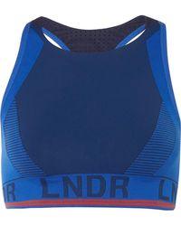 LNDR - Gamma Stretch-jersey Sports Bra - Lyst