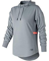 New Balance - Nb Athletics Pullover - Lyst