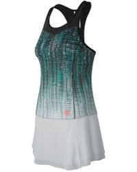 New Balance - Printed Tournament Dress - Lyst