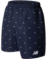 New Balance - Swim Trunk - Lyst