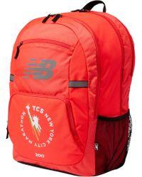 New Balance - Nyc Marathon Accelerator Backpack - Lyst 54ef7ed72d20e