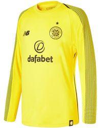 New Balance - Celtic FC Home GK Long Sleeve Jersey Schuhe - Lyst