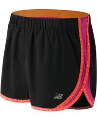 New Balance - Accelerate 2.5 Inch Short Accelerate 2.5 Inch Short - Lyst
