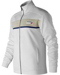 New Balance - NB Athletics Track Jacket - Lyst