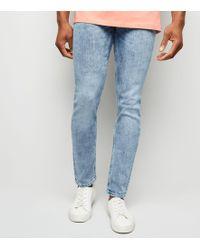 78b1a8167cb5 Levi's Levi's 510 Skinny Jeans North Star Acid Black Wash in Black ...