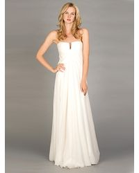 Nicole Miller - Angelina Bridal Gown - Lyst