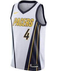 7f77488b544 Nike - Victor Oladipo Earned City Edition Swingman (Indiana Pacers) NBA  Connected Trikot für