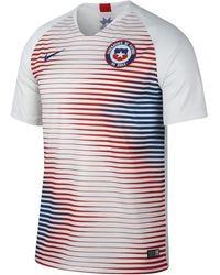 Lyst - Nike 2018 Korea Stadium Away Men s Soccer Jersey in White for Men 2484a406c