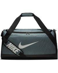 Nike - Brasilia (medium) Training Duffel Bag (grey) - Lyst