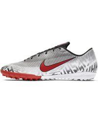 9dcd0e48b Nike - Mercurial Vapor Xii Academy Neymar Tf Artificial-turf Soccer Shoe -  Lyst