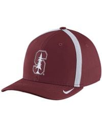 1ceb54c83 Lyst - Nike Performance (stanford) Adjustable Golf Hat (black) in ...