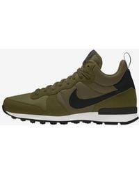 big sale 99a6c 04970 Nike - Internationalist Mid By You Custom Shoe - Lyst