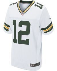 Nike Nfl Green Bay Packers Color Rush Legend (aaron Rodgers) Men's ...
