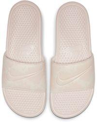 Nike - Benassi JDI Floral Chanclas - Lyst