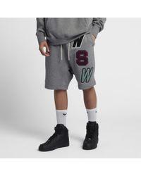 Nike - Short en tissu Fleece coupe ample Sportswear NSW pour Homme - Lyst