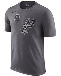 cc2592b60 Lyst - Nike Manu Ginobili San Antonio Spurs Dry Men s Nba T-shirt in ...