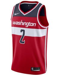 737e75dccf6 Nike - John Wall Icon Edition Swingman Jersey (washington Wizards) Men s  Nba Connected Jersey