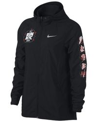 Nike - Essential (new York City) Women's Running Jacket - Lyst