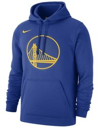 Nike - Golden State Warriors Mens Nba Hoodie - Lyst