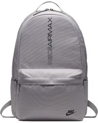Nike - Air Max Backpack (grey) - Clearance Sale - Lyst 541db1b4ac31a