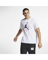 f44f98c399db Nike Jordan Engineered For Flight in White for Men - Lyst