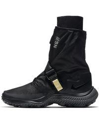 2 Women's Nike Lyst Chukka Boot Woodside Black In twvqOq8