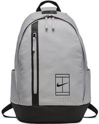 f5f7e23bda09 Nike - Court Advantage Tennis Backpack (grey) - Clearance Sale - Lyst