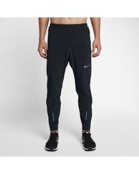 1c24d287e5ae Lyst - Nike Essential Men s Running Pants in Black for Men