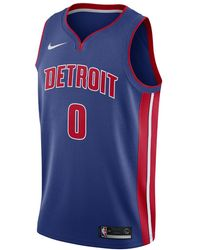 Nike - Andre Drummond Icon Edition Swingman Jersey (detroit Pistons) Men s  Nba Connected Jersey 2219cb84b