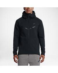 37359a2c653d Nike - Sportswear Tech Fleece Windrunner Men s Hoodie - Lyst