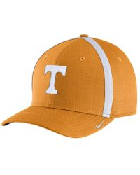 Nike - College Aerobill Sideline Coaches (tennessee) Adjustable Hat (orange) - Lyst