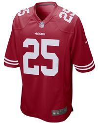 Nike - Nfl San Francisco 49ers Game (richard Sherman) Men's Football Jersey - Lyst