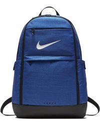 d427b983d2 Nike - Brasilia Training Backpack (extra Large) (blue) - Clearance Sale -