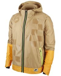 Nike Shield Flash Running Jacket - Multicolor