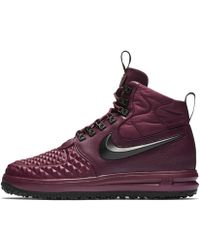 Nike - Lunar Force 1 Duckboot '17 Men's Shoe - Lyst