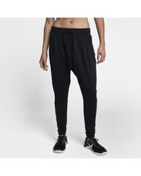 Nike - Dri-fit Lux Flow Mid-rise Training Trousers - Lyst