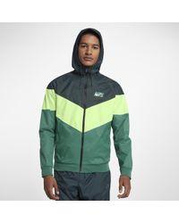 d861768bae56 Lyst - Nike Tech Hypermesh Windrunner Men s Jacket in Red for Men