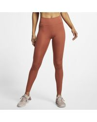 Nike - One Luxe Tights - Lyst