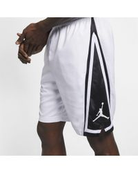 edea343c77e Nike Jordan Rise Basketball Shorts in Blue for Men - Lyst